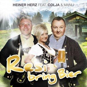 Heiner Herz feat. Colja & Manu 歌手頭像