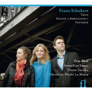 Amandine Savary, Trio Dali, Vineta Sareika, Christian-Pierre La Marca 歌手頭像