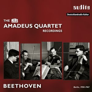 Amadeus Quartet [String Quartet] 歌手頭像