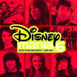 Disneymania 6 (巨星歡唱迪士尼特輯 6) 歌手頭像