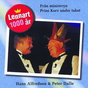 Hasse Alfredson Peter Dalle アーティスト写真