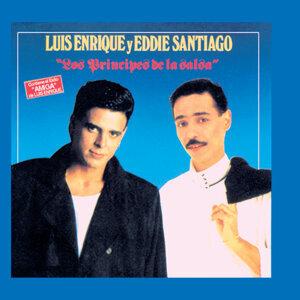 Luis Enrique, Eddie Santiago 歌手頭像