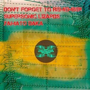 Supersonic Lizards, Yamato Daka 歌手頭像