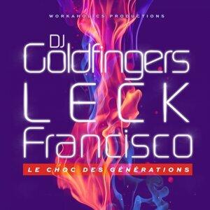 DJ Goldfingers, Leck, Francisco 歌手頭像