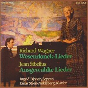 Ingrid Bjoner, Einar Steen-Nøkleberg 歌手頭像
