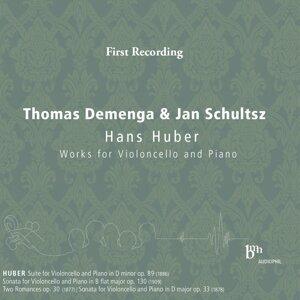 Thomas Demenga, Jan Schultsz 歌手頭像