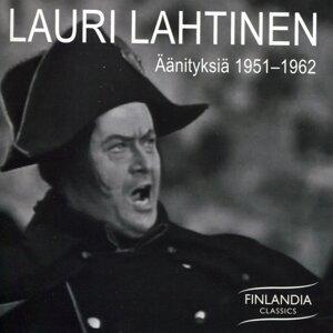 Lauri Lahtinen 歌手頭像