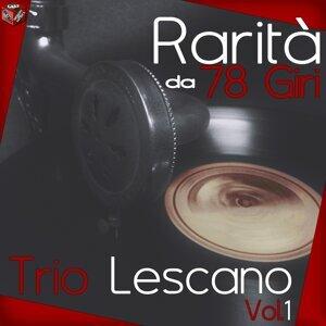 Trio Lescano, Quartetto Jazz Funaro 歌手頭像