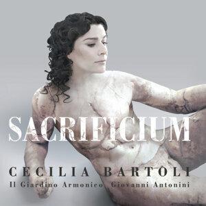 Cecilia Bartoli, Il Giardino Armonico, Giovanni Antonini 歌手頭像
