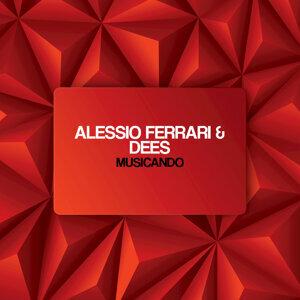 Alessio Ferrari, Dees 歌手頭像