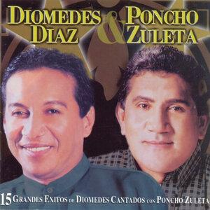Diomedes Diaz , Poncho Zuleta 歌手頭像