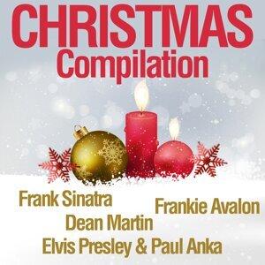 Frank Sinatra, Frankie Avalon, Dean Martin, Elvis Presley & Paul Anka 歌手頭像