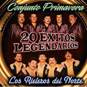 Conjunto Primavera Y Los Rieleros Del Norte 歌手頭像