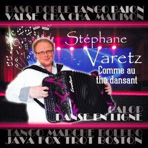 Stéphane Varetz 歌手頭像