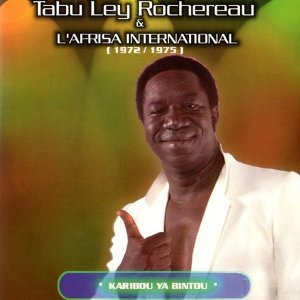 Tabu Ley Rochereau, l'Afrisa International 歌手頭像
