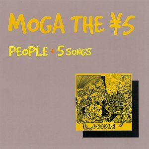 MOGA THE ¥5 歌手頭像