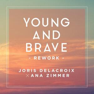 Joris Delacroix, Ana Zimmer 歌手頭像