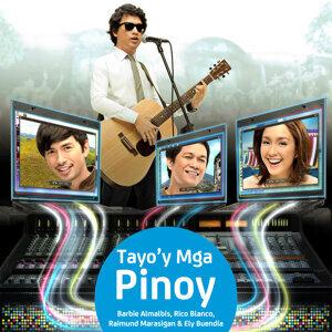 Ely Buendia, Rico Blanco, Raimund Marasigan, Barbie Almalbis 歌手頭像