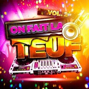 DJ Teuf 歌手頭像