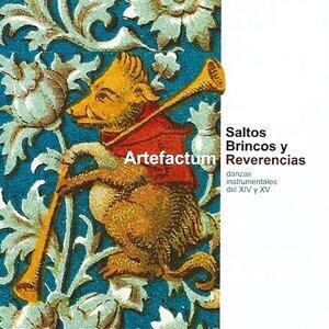 Jose Manuel Vaquero Ruiz, Artefactum 歌手頭像