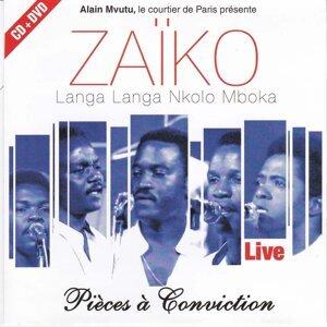 Zaïko Langa-Langa 歌手頭像
