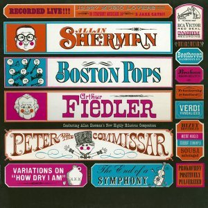 Allan Sherman, The Boston Pops Orchestra 歌手頭像