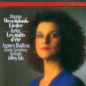 Agnes Baltsa, London Symphony Orchestra, Jeffrey Tate 歌手頭像