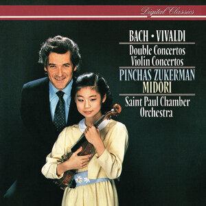 Midori, Pinchas Zukerman, St. Paul Chamber Orchestra 歌手頭像