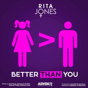 Rita Jones 歌手頭像