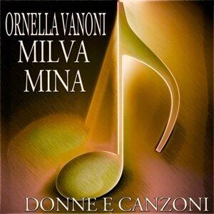 Ornella Vanoni, Milva & Mina 歌手頭像