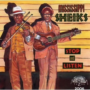 Mississippi Sheiks 歌手頭像