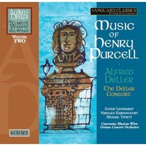 Alfred Deller & The Deller Consort 歌手頭像