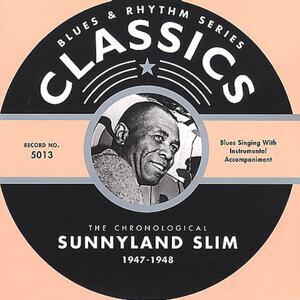 Sunnyland Slim/Johnny Shines 歌手頭像
