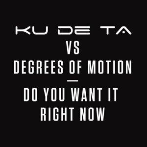 Ku De Ta, Degrees Of Motion 歌手頭像
