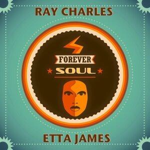 Ray Charles & Etta James 歌手頭像