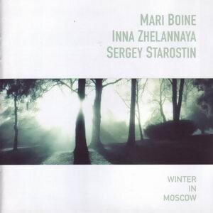 Mari Boine, Inna Zhelannaya, Sergey Starostin 歌手頭像