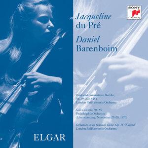 Daniel Barnboim, Jacqueline du Pré, London Philharmonic Orchestra, The Philadelphia Orchestra 歌手頭像