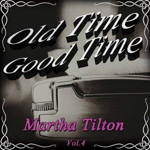 Martha Tilton, Benny Goodman 歌手頭像