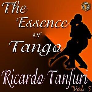 Ricardo Tanturi, Alberto Castillo, Enrique Campos 歌手頭像