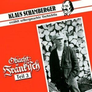 Klaus Schamberger 歌手頭像