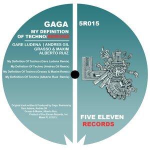 Gaga feat. Gare Ludena, Andres Gil, Alberto Ruiz & Grasso & Maxim 歌手頭像