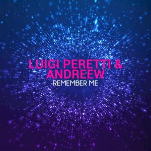 Luigi Peretti, Andreew, AndReew, Luigi Peretti 歌手頭像