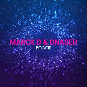 Marck D, Dnaser, Marck D, Dnaser 歌手頭像
