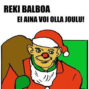 Reki Balboa 歌手頭像