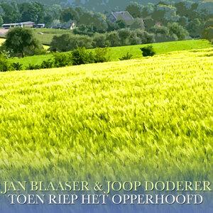 Jan Blaaser, Joop Doderer 歌手頭像