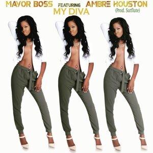 Mayor Boss, Ambre Houston 歌手頭像