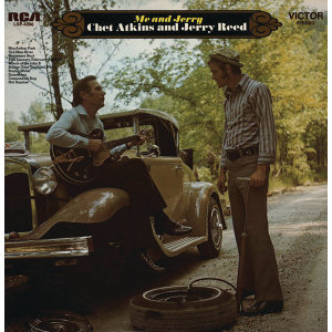 Chet Atkins & Jerry Reed (卻特亞金斯) 歌手頭像