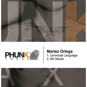 Martez Ortega 歌手頭像