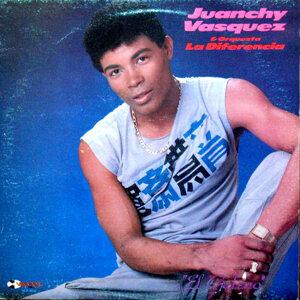Juanchy Vasquez, Orquesta La Diferencia 歌手頭像