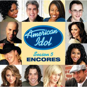 American Idol Finalists 歌手頭像